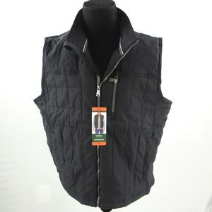 New Orvis Quilted Insulated Vest Media Pocket